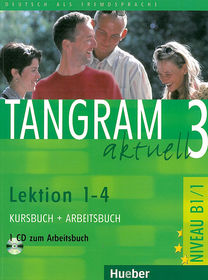 Tangram aktuell 3, Lektion 5–8 (Kursbuch+Arbeitsbuch)