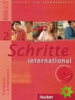 Schritte international. 2, CD 3. Hörtexte zum Arbeitsbuch und interaktive Übungen - Náhled učebnice
