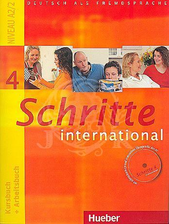 Schritte International. 4 (Kursbuch + Arbeitsbuch)