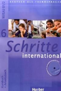 Schritte international 6, Kursbuch + Arbeitsbuch