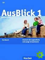 Ausblick, Brückenkurs : deutsch für Jugendliche und junge Erwachsene