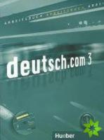 deutsch.com3 - Náhled učebnice