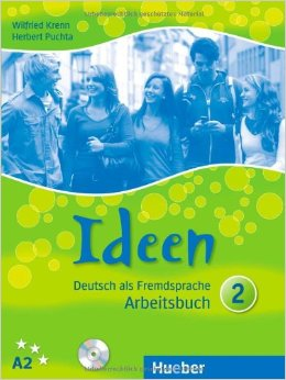 Ideen 2 (A2). Deutsch als Fremdsprache. Artbeitsbuch - Náhled učebnice