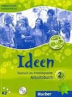 Ideen, Deutsch als Fremdsprache, Arbeitsbuch 2 - Náhled učebnice