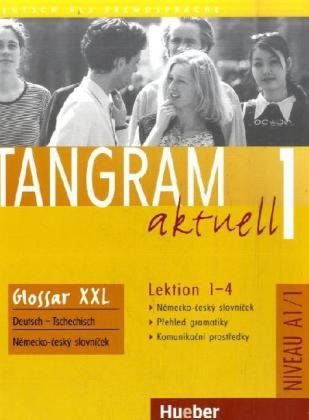 Tangram aktuell 1: Glossar XXL (Lektion 1-4) - Náhled učebnice