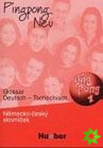 Pingpong Neu 1: Německo-český slovníček - Náhled učebnice