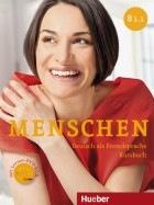 Menschen: Deutsch als Fremdsprache, Kursbuch + DVD