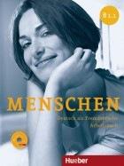 Menschen: Deutsch als Fremdsprache, Arbeitsbuch + CD
