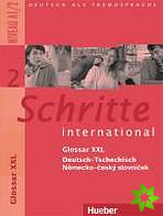 Schritte International 2: Glossar XXL