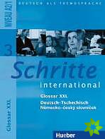 Schritte International 3 (Glossar XXL)