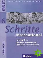 Schritte international: Deutsch als Fremdsprache. Glossar XXL ...