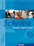 Schritte international, Deutsch als Fremdsprache. Glossar XXL Deutsch - Tschechisch, Německo-česky slovníček : Niveau A2/1