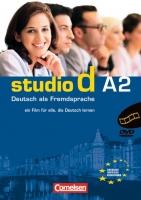 Studio D A2 - učebnice,němčina pro jazykové a střední školy - Náhled učebnice