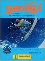 Genial A2: Kursbuch - Náhled učebnice