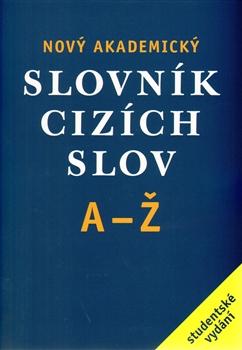Nový akademický slovník cizích slov - Náhled učebnice