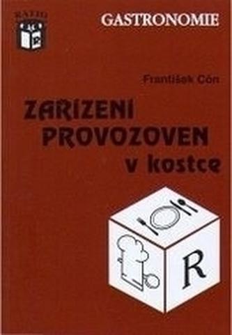 Zařízení provozoven v kostce - Náhled učebnice
