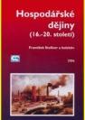 Hospodářské dějiny (16. - 20. století) - Náhled učebnice