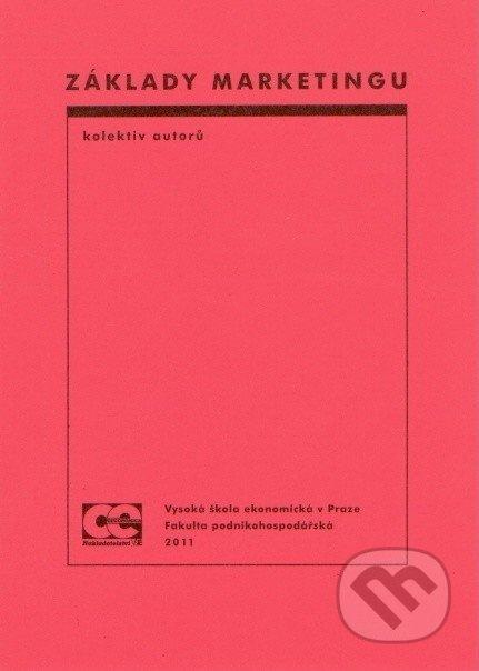 Základy marketingu - Náhled učebnice