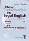 Nový Úvod Do Právnické Angličtiny