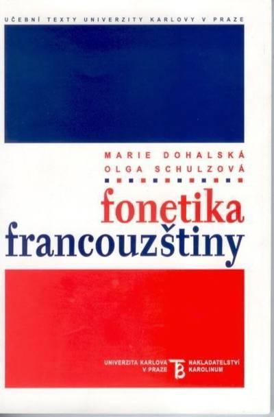 Fonetika francouzštiny (3.vyd.) - Náhled učebnice