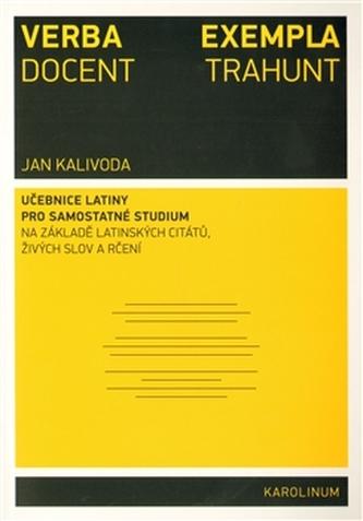 Učebnice latiny pro samostatné studium