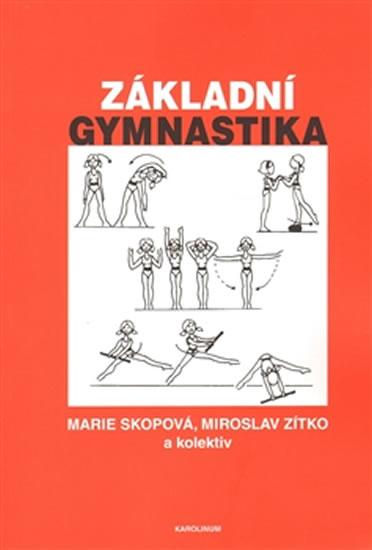 Základní gymnastika - Náhled učebnice