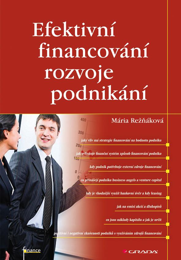 Efektivní financování rozvoje podnikání - Náhled učebnice