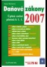 Daňové zákony - Náhled učebnice