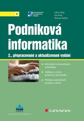 Podniková informatika - 2., přepracované a aktualizované vydání