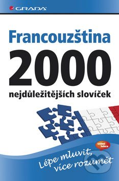 Francouzština – 2000 nejdůležitějších slovíček