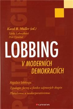 Lobbing v moderních demokraciích - Náhled učebnice