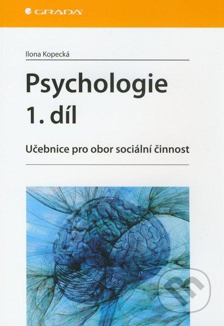 Psychologie, učebnice pro obor sociální činnost, 1. díl