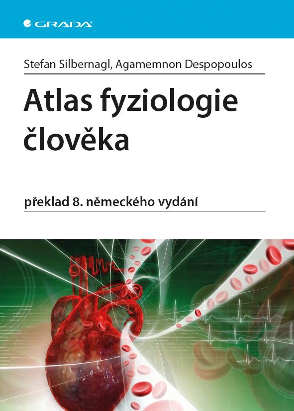 Atlas fyziologie člověka, 8 vydání