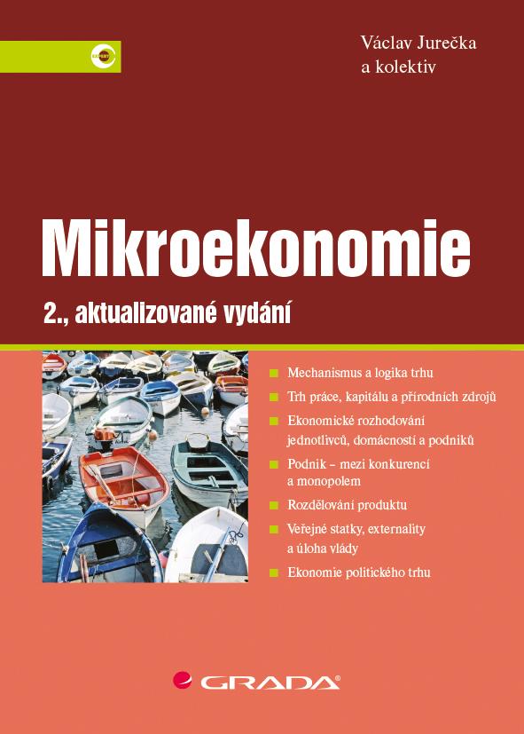 Mikroekonomie 2., aktualizované vydání