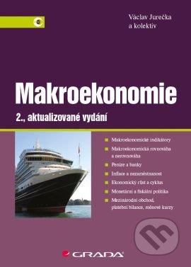 Makroekonomie - 2., aktualizované vydání