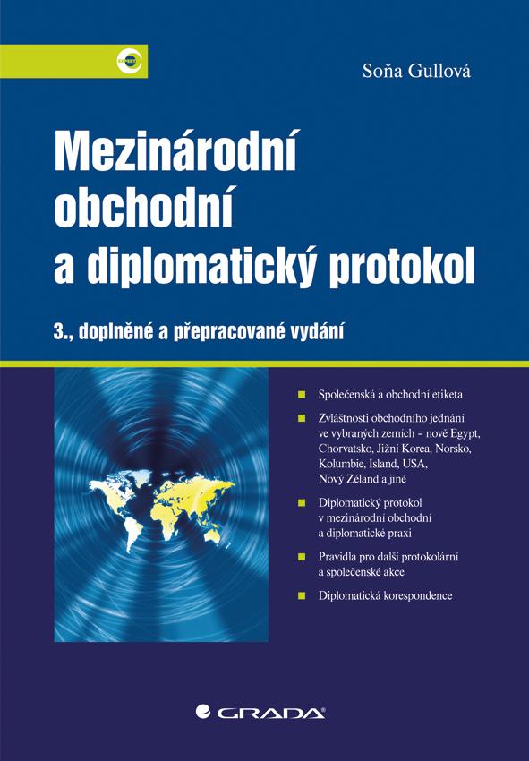 Mezinárodní obchodní a diplomatický protokol - 3., doplněné a přepracované vydání