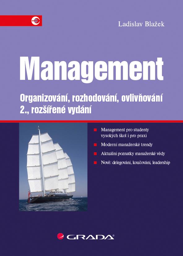 Management - Náhled učebnice