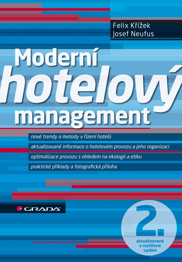 Moderní hotelový management 2 - Náhled učebnice