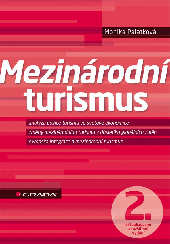 Mezinárodní turismus - Náhled učebnice
