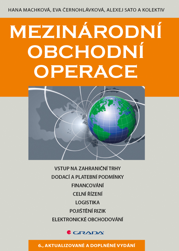 Mezinárodní obchodní operace, 6. aktualizované a doplněné vydání