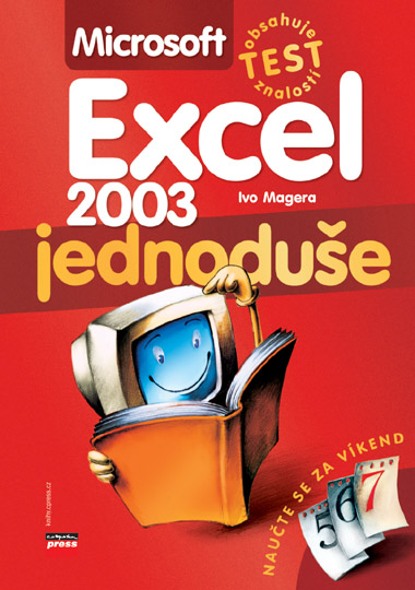 Excel 2003 jednoduše - Náhled učebnice