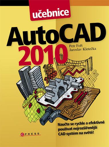 AutoCAD 2010, učebnice