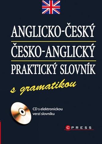 Anglicko-český česko-anglický praktický slovník s gramatikou - Náhled učebnice