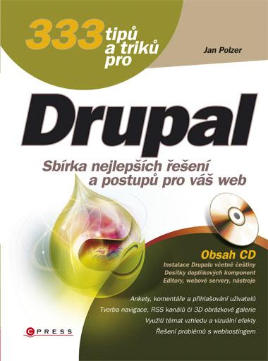 Drupal - Náhled učebnice
