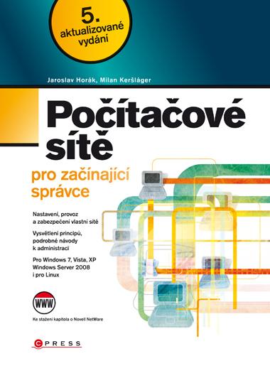 Počítačové sítě pro začínající správce - Náhled učebnice