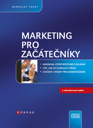 Marketing pro začátečníky - Náhled učebnice