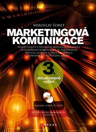 Marketingová komunikace - Náhled učebnice