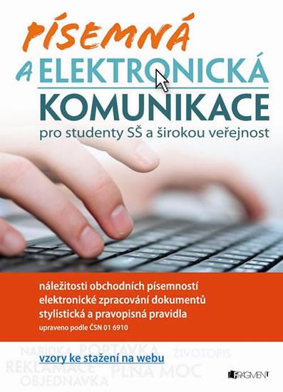 Písemná a elektronická komunikace
