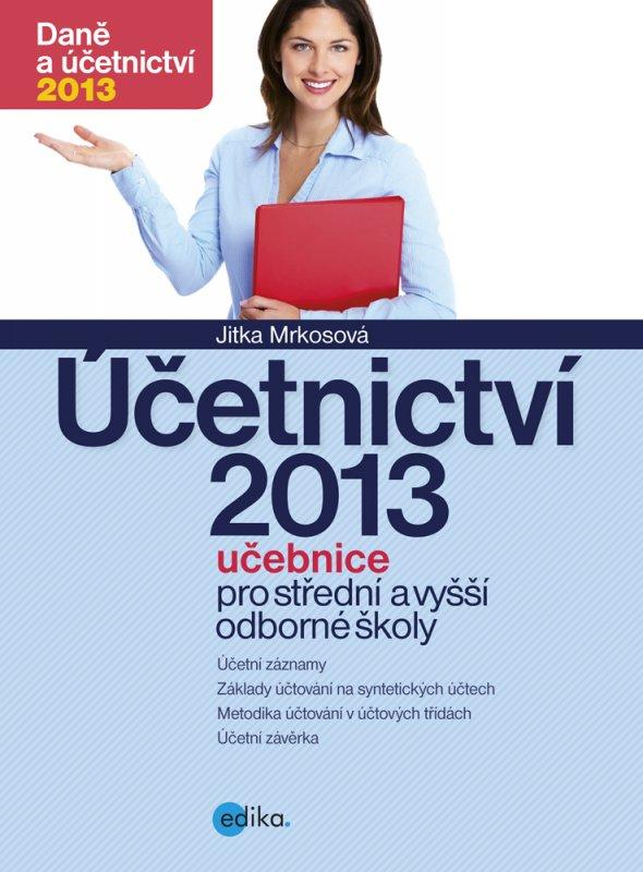 Účetnictví 2013 - Náhled učebnice