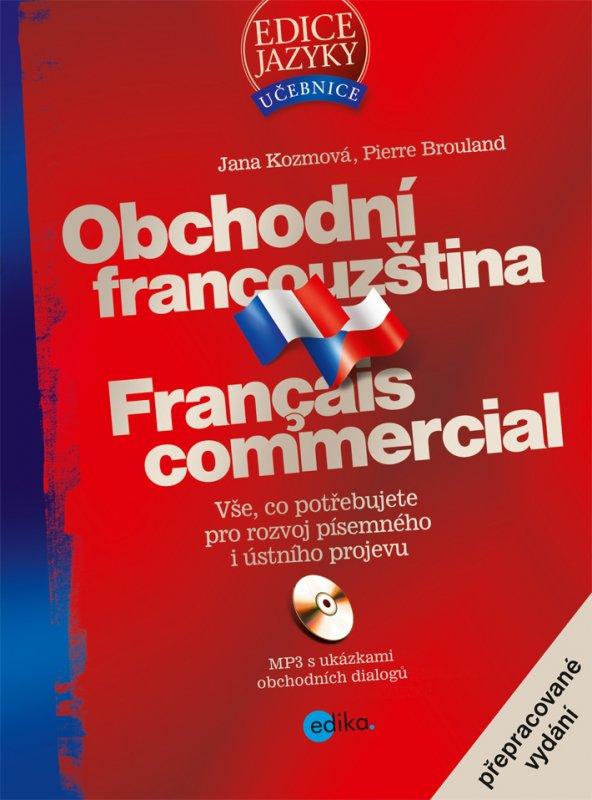 Obchodní francouzština - Náhled učebnice
